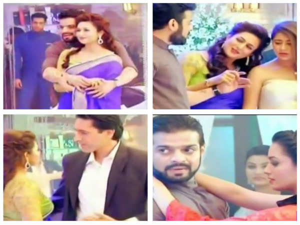 Yeh Hai Mohabbatein: Raman & Ishita Dance Together To Impress Ruhi; Shagun & Mani Leave Fuming!