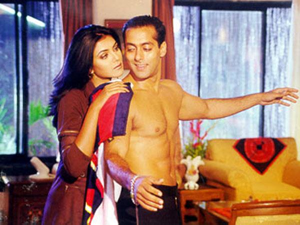 Salman Khan Sushmita Sen, Salman Khan Flashback, Sushmita Salman Pictures,  - Filmibeat