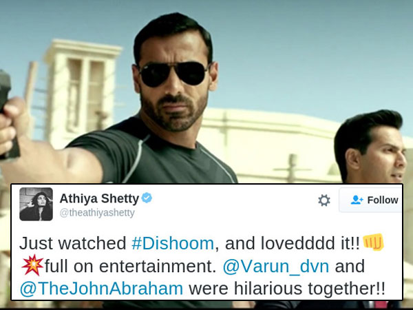 Dishoom Review: Chemistry of John & Varun, Makes it Enjoyable [2.5/5 Stars]
