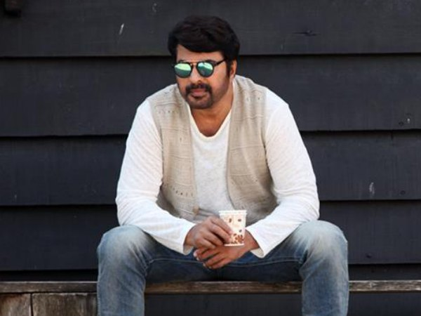 mammootty movie gangster