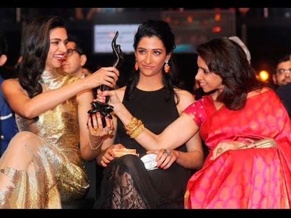 Conceived in 1991, she's 5 years more youthful to Deepika yet she is in no  temperament to venture in the film business.
