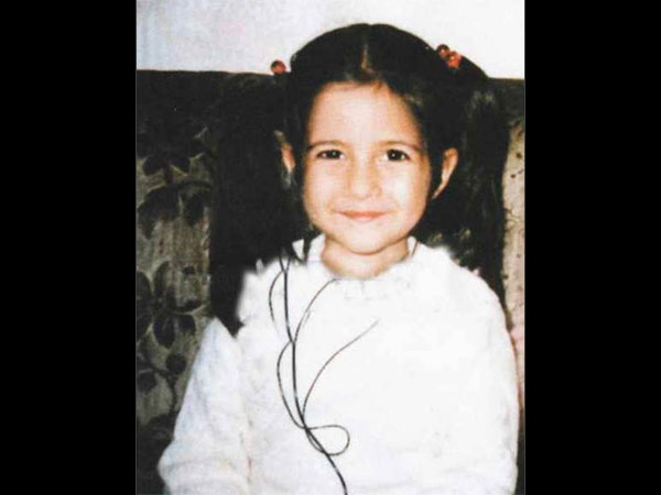 Ridiculously Cute! Katrina Kaif's 15 Unseen Childhood Pics That Will Make You Hate Your Childhood!