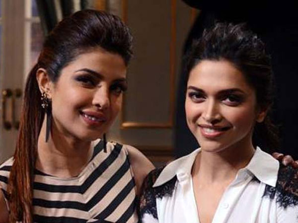 Deepika Padukone Using Priyanka Chopra Name Get Hollywood ...