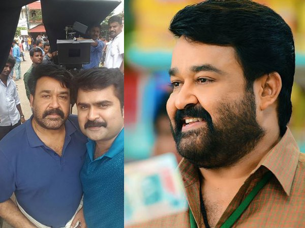Mohanlal Back To His Humorous Best With Jibu Jacob Film