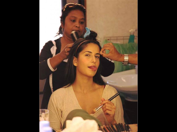 No one can beat Katrina Kaif's morning look!