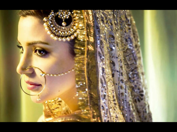 Anushka sharma wedding look from sultan anushka sharma - Anushka sharma sultan images ...