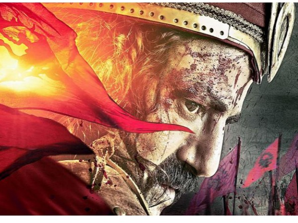 A Baahubali Like Battle For Balakrishna's Gautamiputra Satakarni