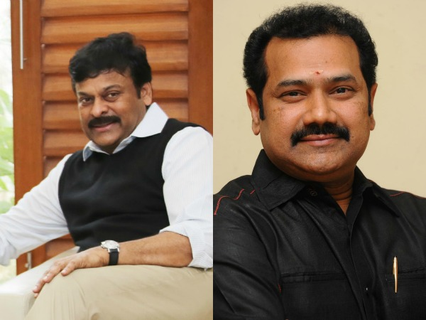 Chinni Krishna Makes Sensational Comments On Chiru 150, Ram Charan's Debut Film & More!