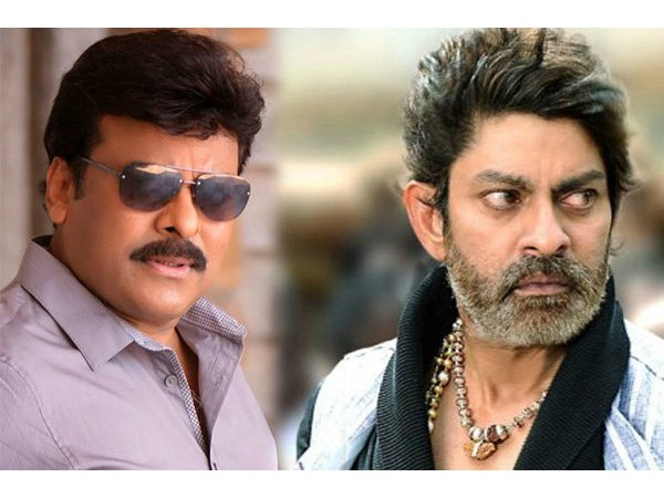Jagapathi Babu  Approached for Chiru 150, BUT!