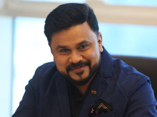 CONFIRMED! Dileep To Play A Magician In Professor Dinkan!