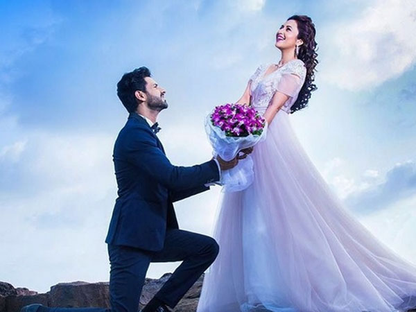 Check Out Divyanka Tripathi & Vivek Dahiya's Beautiful Reception Card