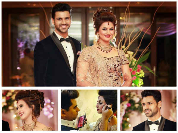 Check Out Divyanka Tripathi & Vivek Dahiya's Chandigarh Reception Pictures