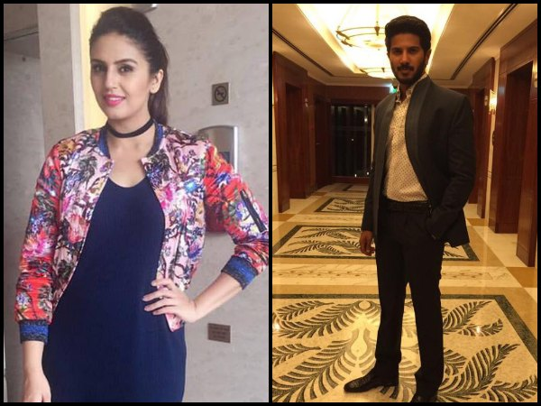 Huma Qureshi Eager To Do A Film With Dulquer Salmaan!