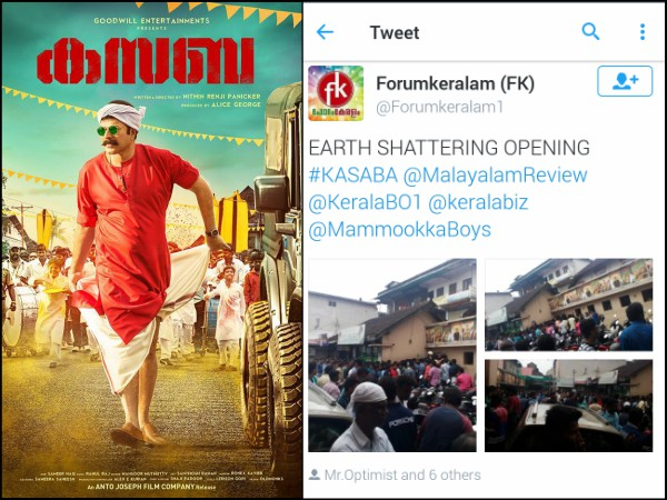 LIVE: Kasaba Movie Review By Audiences