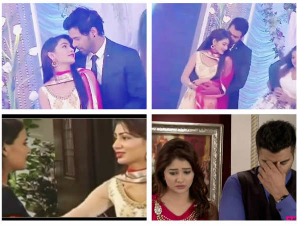 Kumkum Bhagya Spoiler: Abhi & Pragya's Romantic Dance At Nikhil's Party! (PICS)