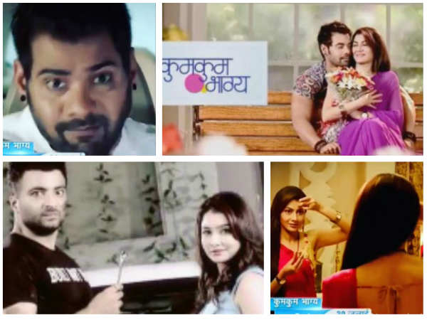 Kumkum Bhagya Promo: Abhi Meets With An Accident; Are Tanu & Nikhil Responsible?
