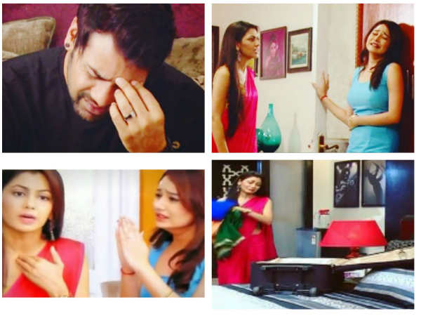 Kumkum Bhagya: Pragya Packs Her Bag; Has Tanu Succeeded In Separating Abhi & Pragya? (PICS)
