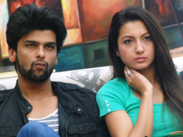 Kushal Tandon & Gauhar Khan's War Of Words Continues; Kushal Responds To Gauhar's Snapchat Video!