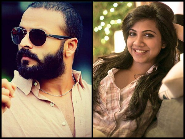 Madonna Sebastian To Pair Up With Jayasurya!