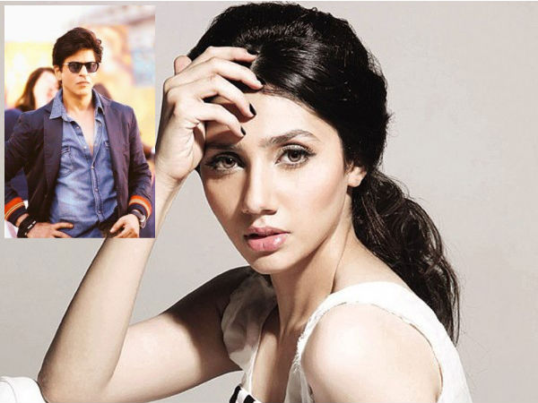 Mahira Khan Shahrukh Khan Raees Sets Nervous