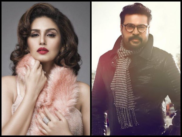 Mammootty Is A Helpful Co-star: Huma Qureshi