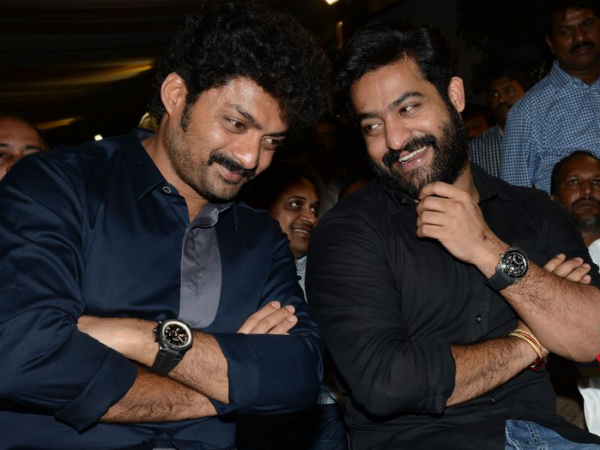 This Is How NTR Made His Brother Kalyan Ram Feel Special On His Birthday