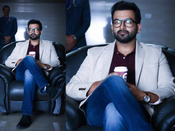 REVEALED: Prithviraj's Look In Ezra