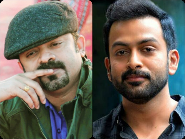 Prithviraj To Join Hands With Anarkali Director Sachi Again ...
