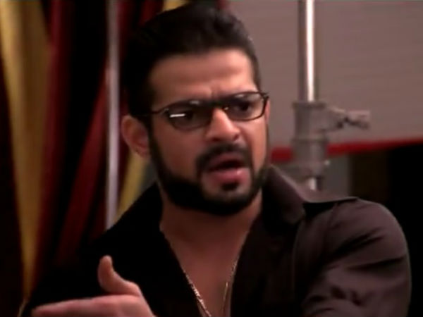 Here's Why Karan Patel Refused To Speak To Media At DiVek's Reception