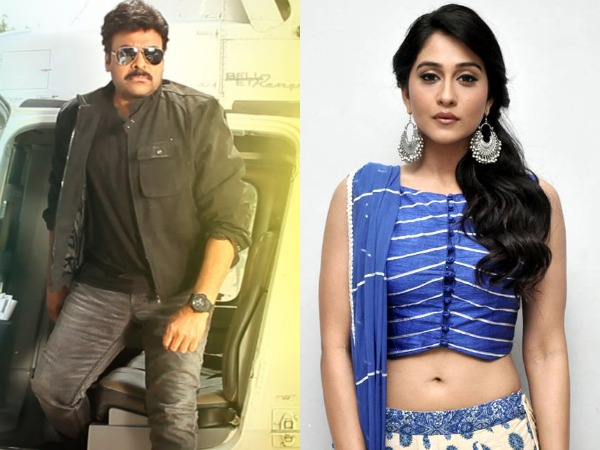 Regina Cassandra Doesn't Want To Do An Item Song In Chiru 150, Here's Why!
