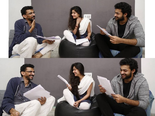 Here Goes The First Glance At Sai Pallavi & Varun Tej's Pair