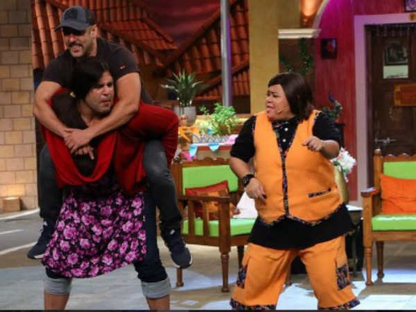 Don't Miss! Salman Khan's Non-Stop Laugh Riot On Comedy Nights Live