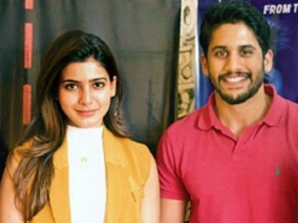 Spotted: Samantha & Naga Chaitanya Went Out On A Lunch Date