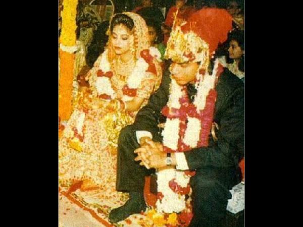 Has Shahrukh Gauri Khan 39 S Marriage Hit A Rough Patch