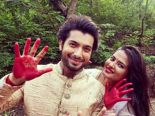 Kratika Sengar Bids Goodbye To 'Kasam' With A Smile! [PICS ...