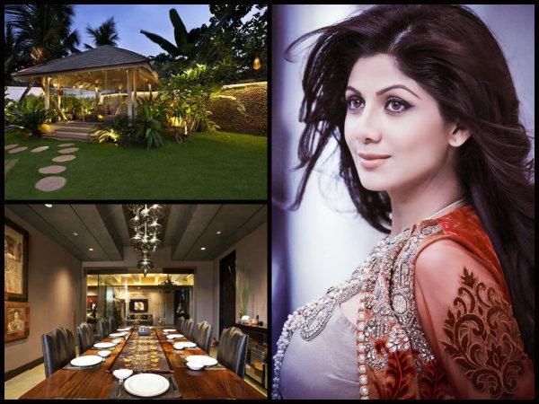 Shilpa Shetty Bungalow Inside Pictures Shilpa Shetty