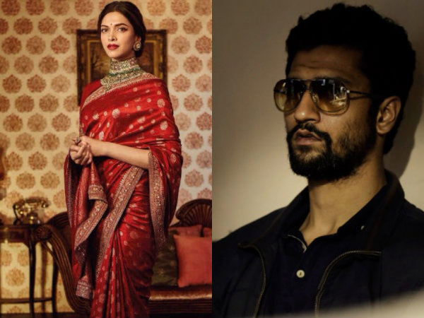 Vicky Kaushal To Play Deepika Padukone's Husband In SLB's ...