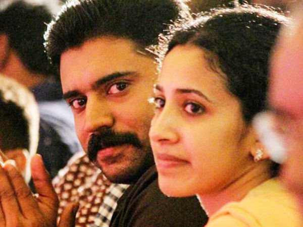 Wife Is My Best Friend, Says Nivin Pauly
