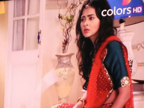 Ragini Shocked