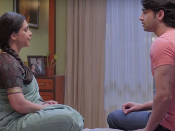 Dev Talks To Ishwari