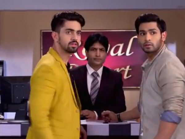 Yuvi And Kunj Arrive At Mussoorie