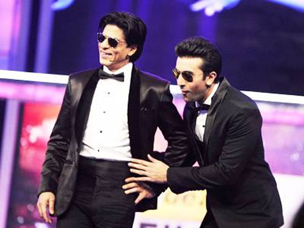 King Khan & Ranbir