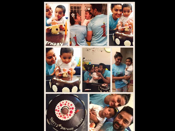 Happy Birthday Vihaan!