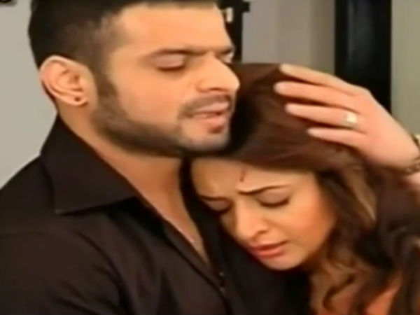 Raman Supports Ishita