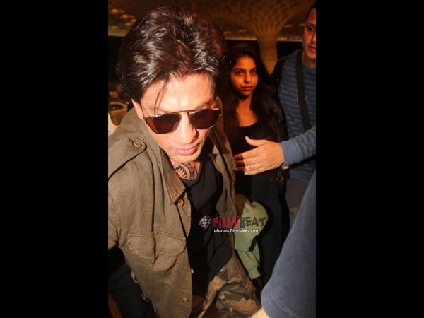 Super-stylish Shahrukh Khan
