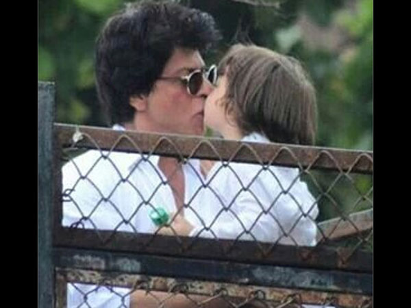 SRK's Youngest Son