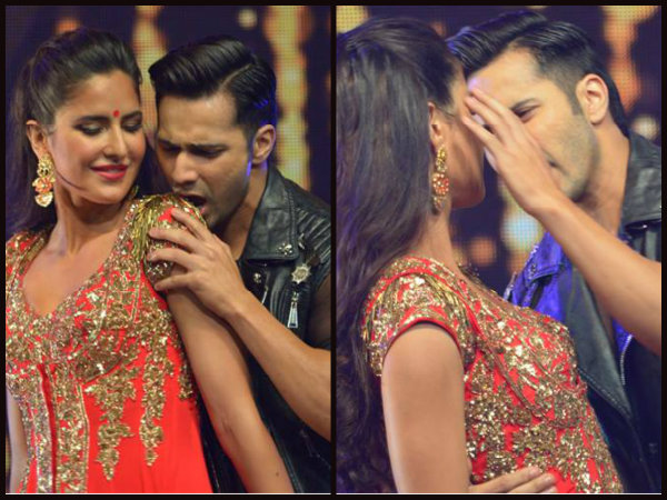 The Hot Duo; Varun & Katrina