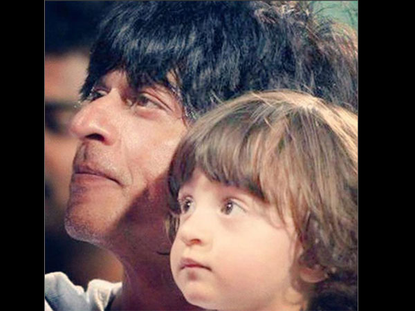 AbRam Loves Shahrukh The Most