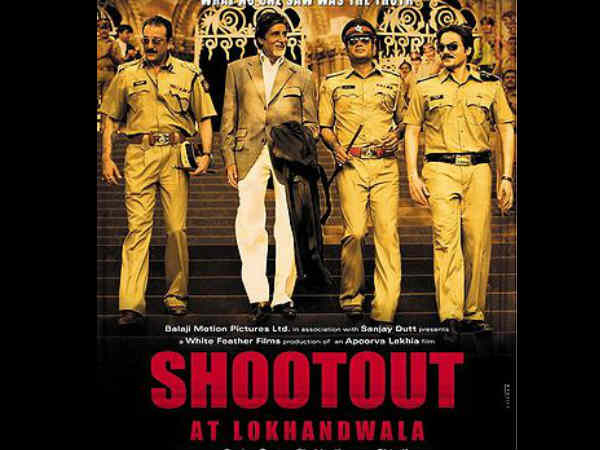 3) Shootout At Lokhandwala (2007)
