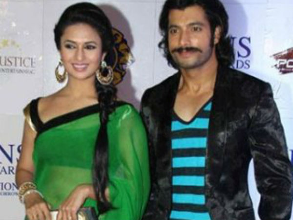Sharad Wishes Divyanka...